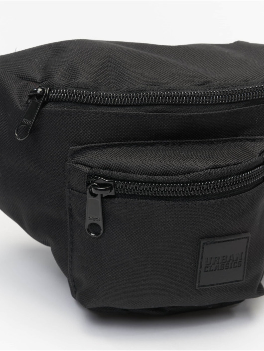 Urban Classics Bag Triple Zip black