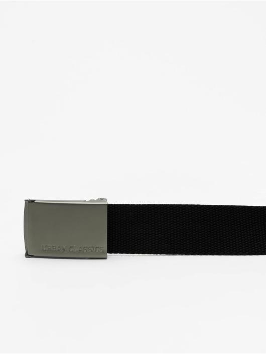 Urban Classics Belt Canvas black