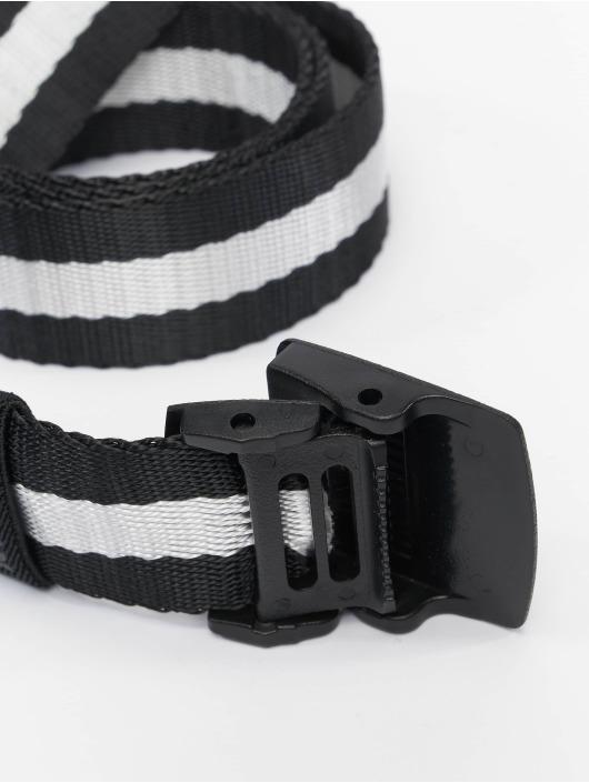 Urban Classics Belt Centre Stripe black
