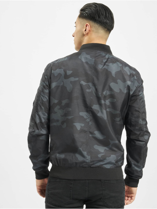 Urban Classics Bomber jacket Light Camo Bomber camouflage