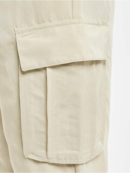 Urban Classics Cargo pants Ladies Viscose Twill beige