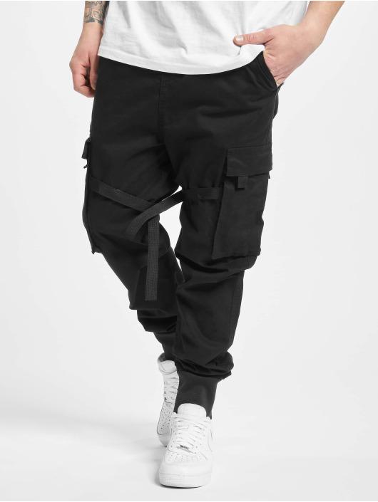 Urban Classics Cargo pants Tactical black