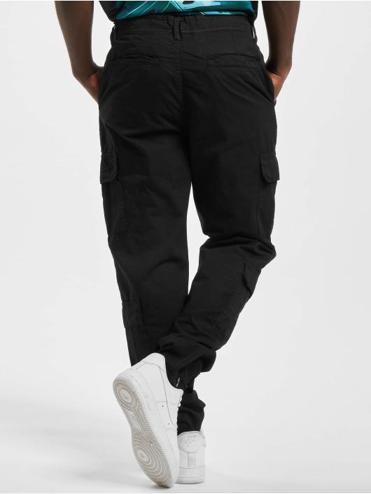 Urban Classics Cargo pants Tapered Double black