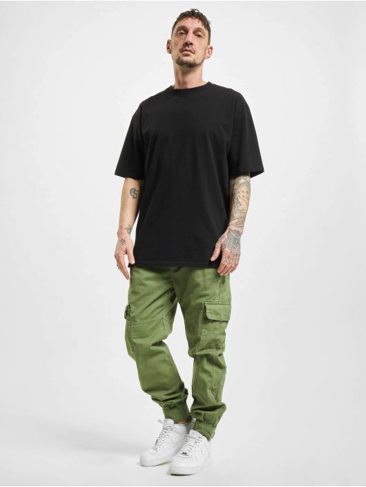 Urban Classics Cargo pants Military olive