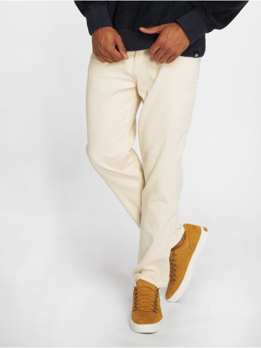 Urban Classics Chino pants Corduroy 5 Pocket beige