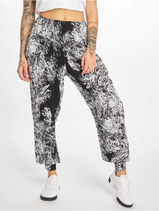 Urban Classics Chino pants Sarong black