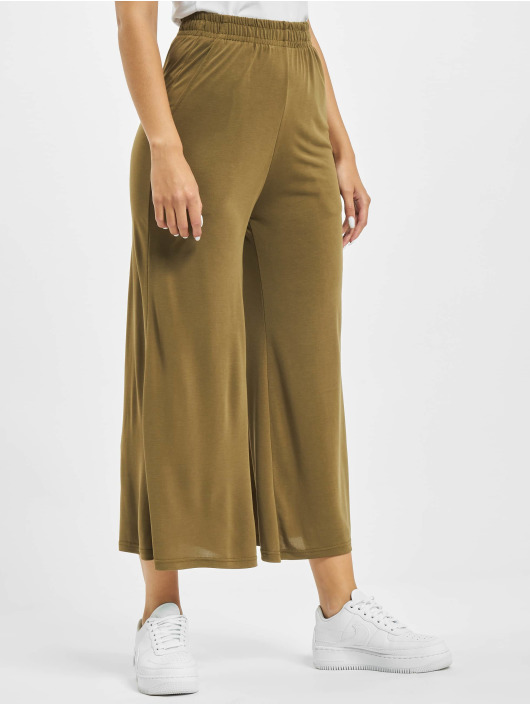 Urban Classics Chino pants Modal olive