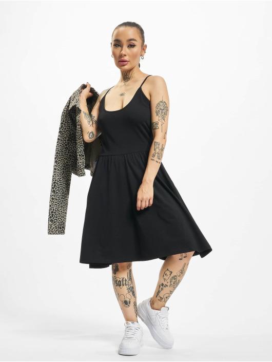 Urban Classics Dress Spaghetti black