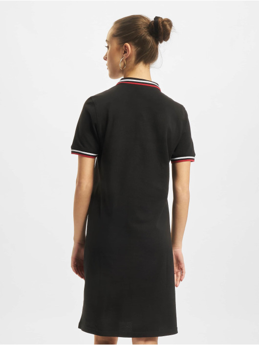 Urban Classics Dress Polo black