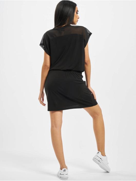 Urban Classics Dress Ladies Tech Mesh black
