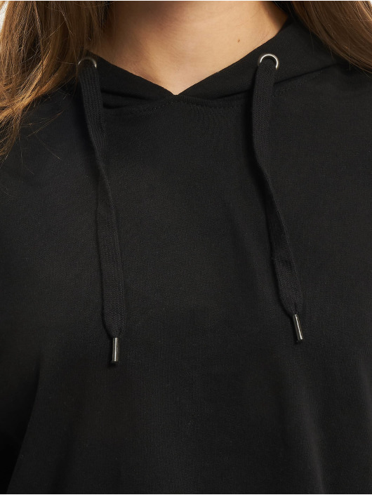 Urban Classics Hoodie Ladies Oversized Terry black
