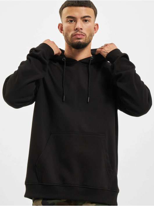 Urban Classics Hoodie Basic Terry black
