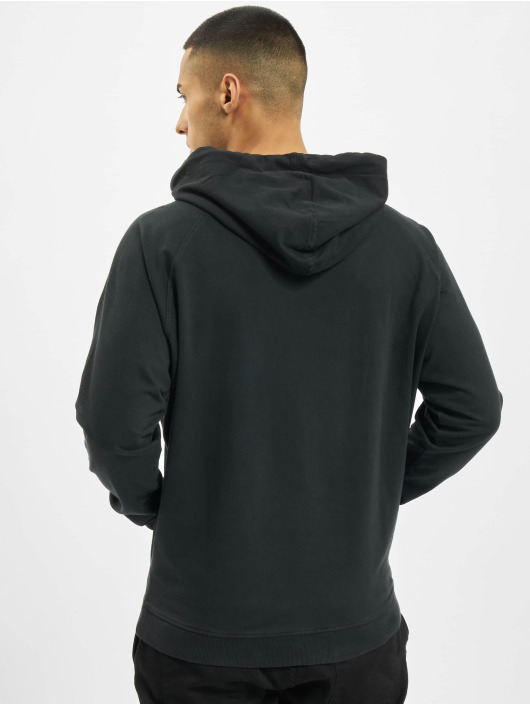 Urban Classics Hoodie Garment Washed Terry gray