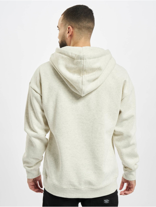 Urban Classics Hoodie Oversized Frottee Patch gray