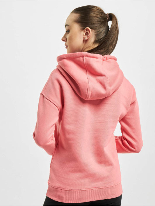 Urban Classics Hoodie Ladies pink