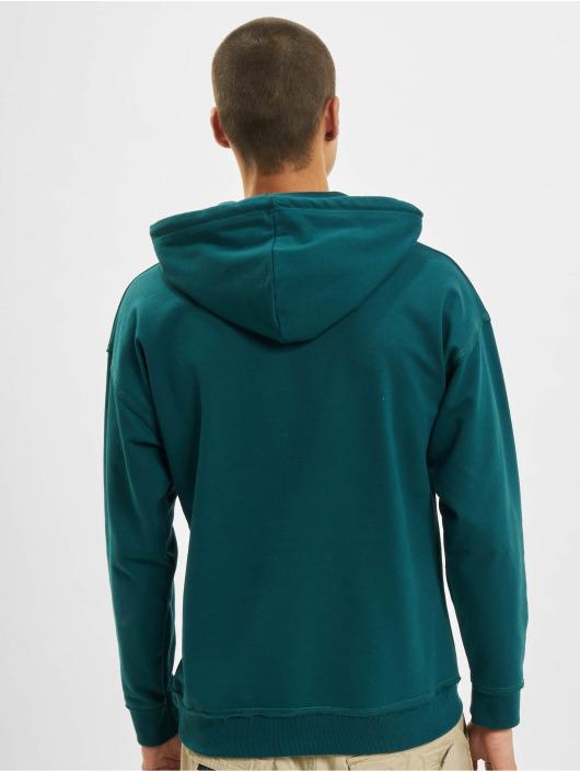 Urban Classics Hoodie Oversized turquoise