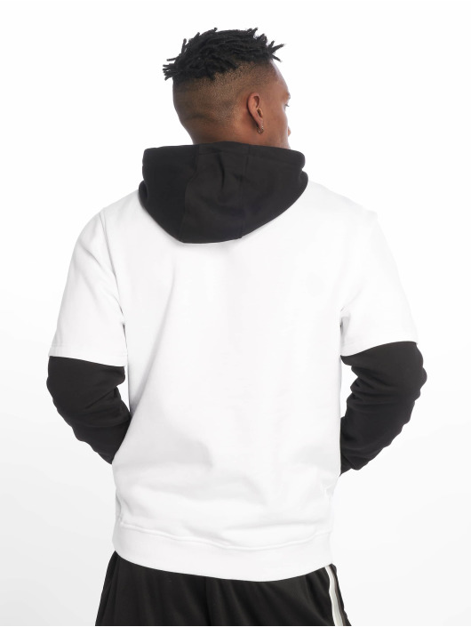 Urban Classics Hoodie Double Layer white