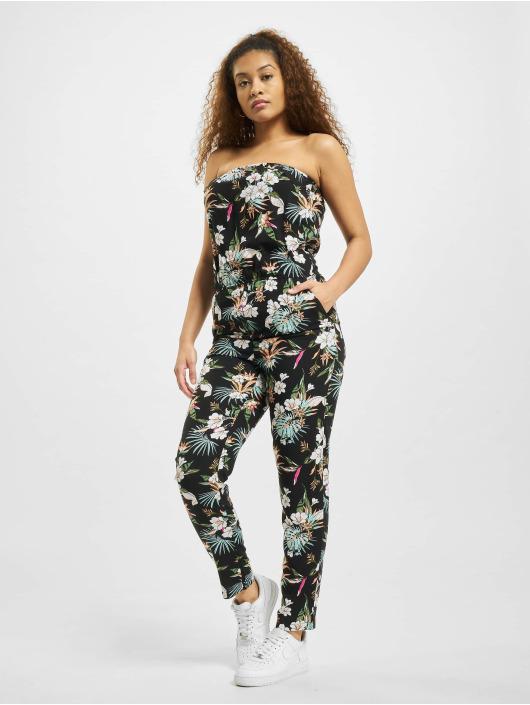 Urban Classics Jumpsuits Ladies Viscose Bandeau black