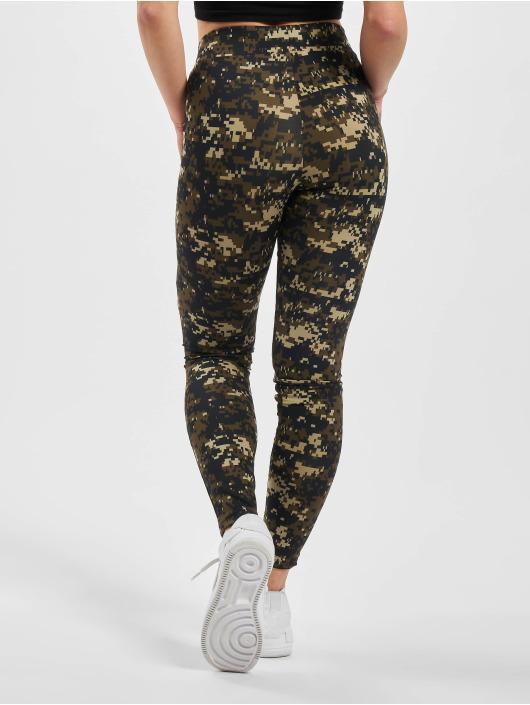 Urban Classics Leggings/Treggings Ladies Camo Tech Mesh camouflage