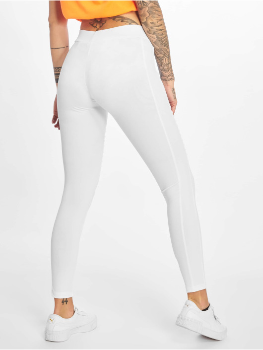 Urban Classics Leggings/Treggings Tech Biker white
