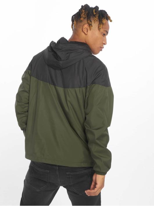 Urban Classics Lightweight Jacket 2-Tone Tech black