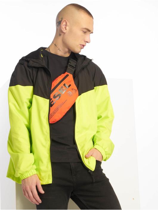Urban Classics Lightweight Jacket 2-Tone Tech Windrunner black