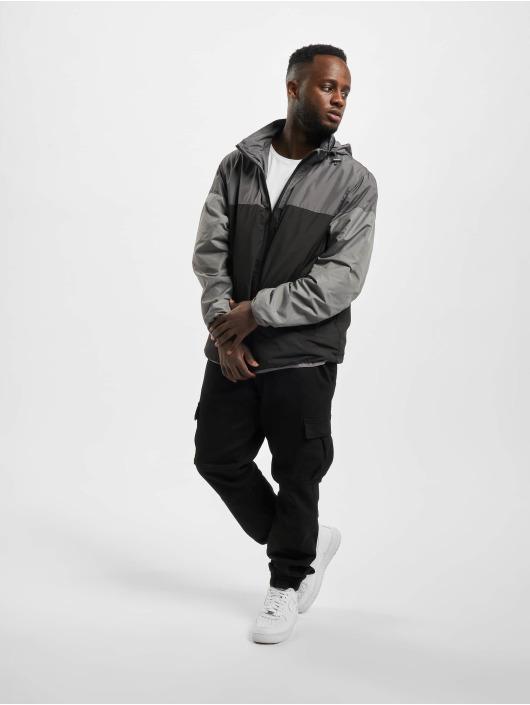 Urban Classics Lightweight Jacket Colorblock black
