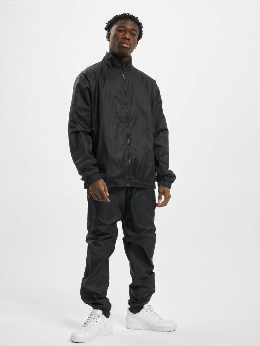 Urban Classics Lightweight Jacket Jacquard black