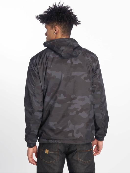 Urban Classics Lightweight Jacket Camo Pull Over camouflage