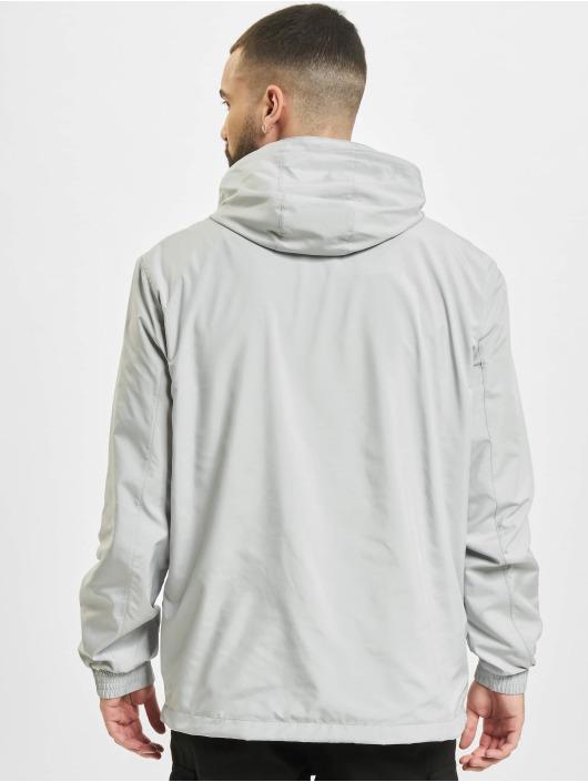 Urban Classics Lightweight Jacket Basic Pull Over gray