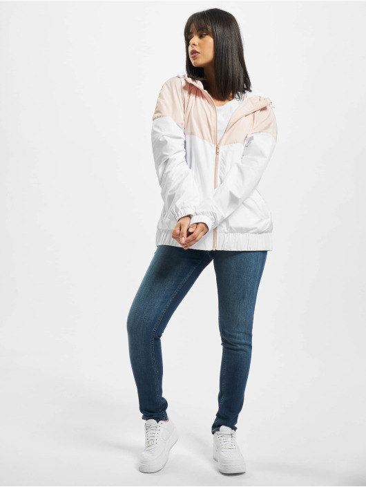 Urban Classics Lightweight Jacket Arrow pink