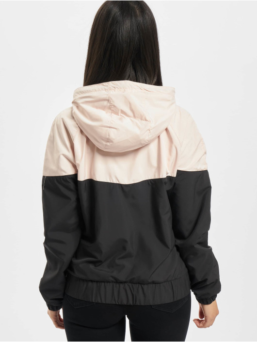 Urban Classics Lightweight Jacket Arrow pink