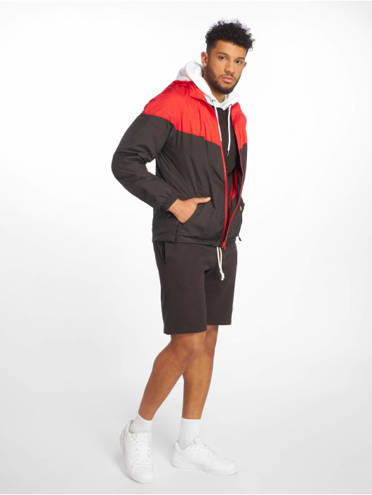 Urban Classics Lightweight Jacket 2-Tone Tech red