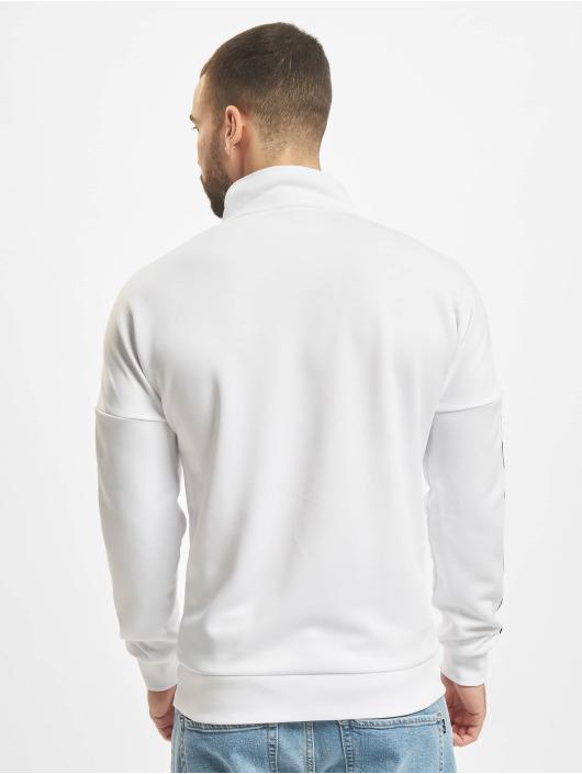 Urban Classics Lightweight Jacket Sleeve Taped white