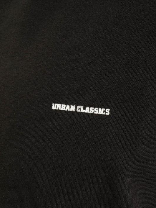Urban Classics Longsleeve Oversize Cut On Sleeve Logo black