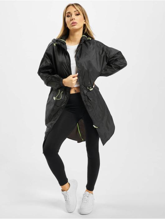Urban Classics Parka Ladies Transparent black