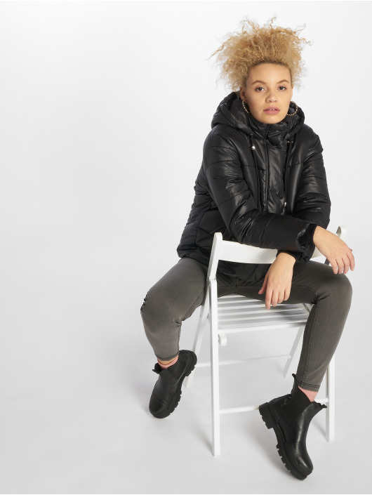 Urban Classics Puffer Jacket Vanish black