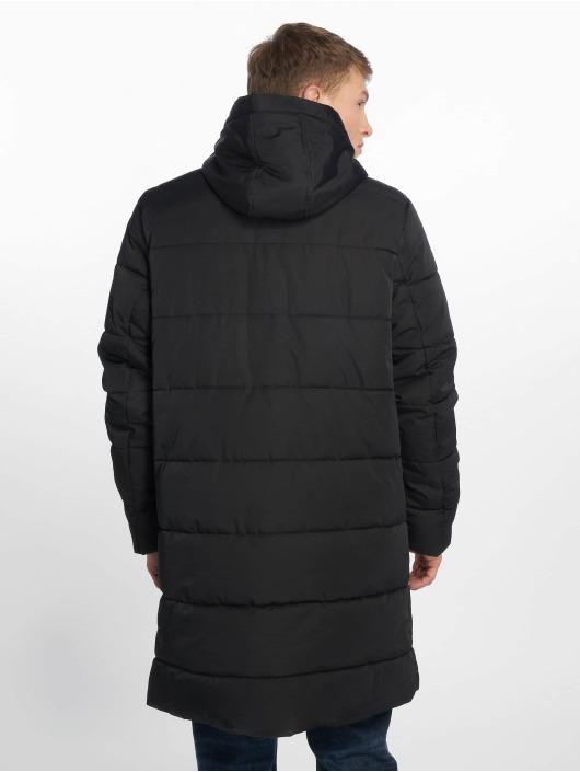 Urban Classics Puffer Jacket Hooded black