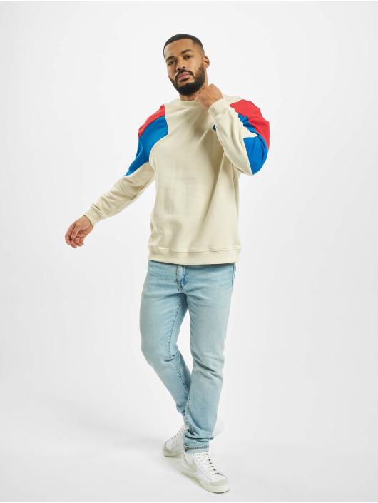 Urban Classics Pullover Oversize 3-Tone beige