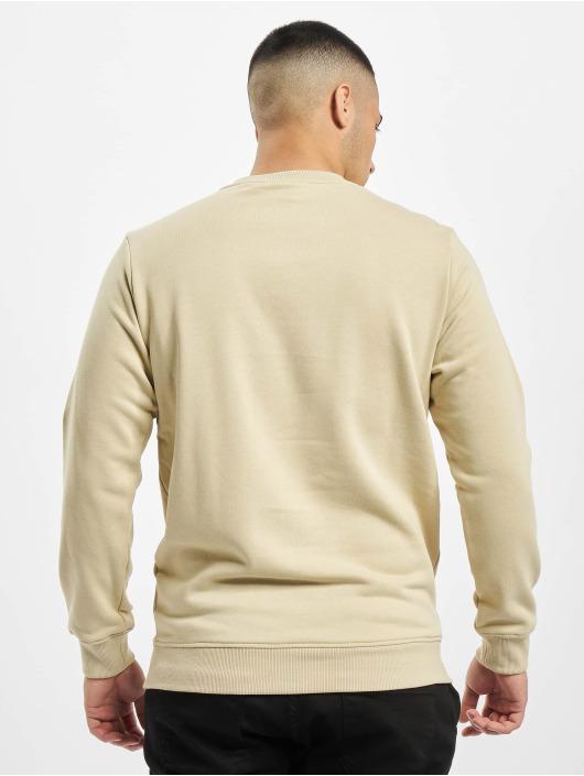 Urban Classics Pullover Basic Terry Crew beige