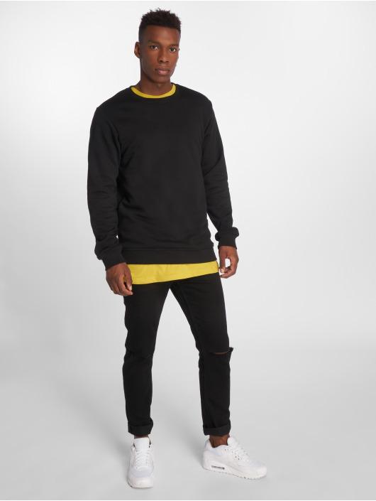 Urban Classics Pullover Basic Terry black