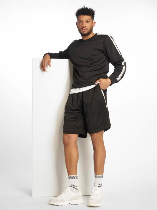 Urban Classics Pullover Sleeve Taped black