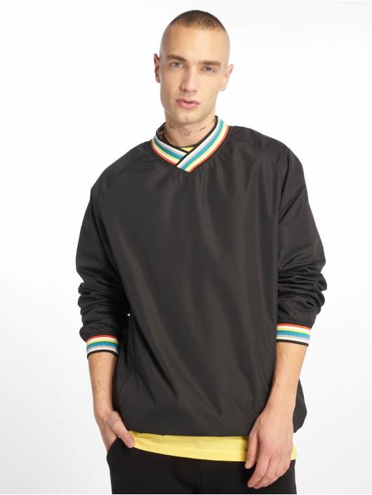 Urban Classics Pullover Warm Up black