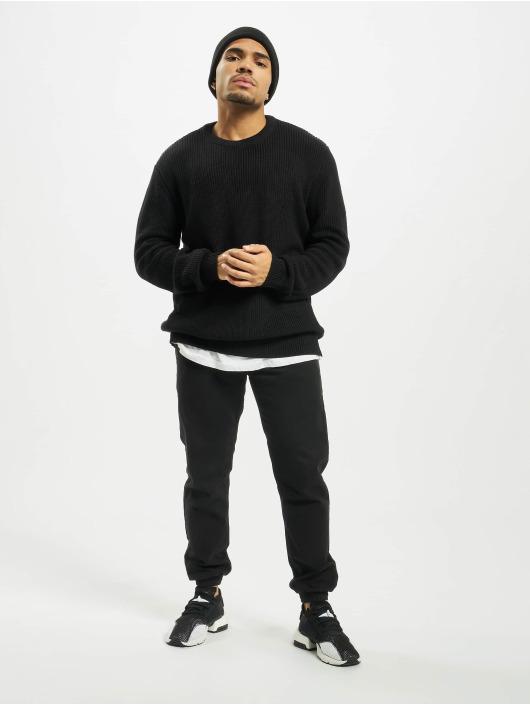 Urban Classics Pullover Cardigan Stitch black
