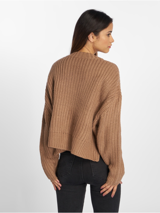 Urban Classics Pullover Wide Oversize brown