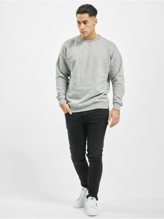Urban Classics Pullover Camden gray