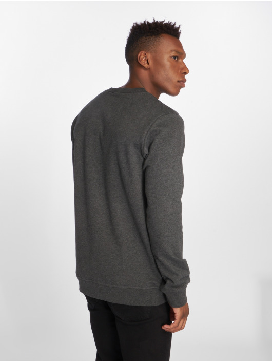 Urban Classics Pullover Basic Terry gray