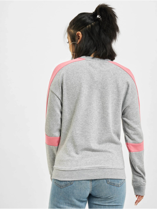 Urban Classics Pullover Panel Terry gray