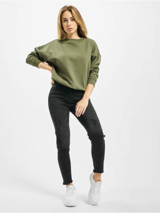 Urban Classics Pullover Ladies Oversized olive