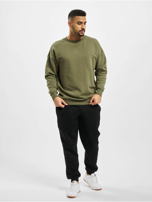 Urban Classics Pullover Camden olive
